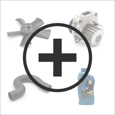 Coolant system parts